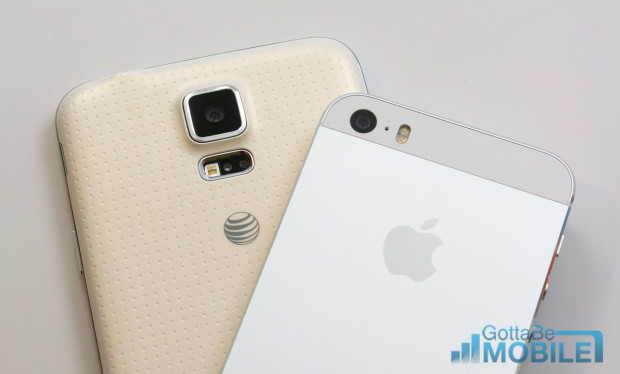 Galaxy S5 deals are plentiful just weeks after the release.