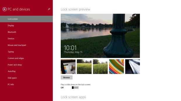 How to Customize the Windows 8.1 Lock Screen (5)