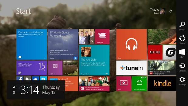 How to Share in Windows 8 (2)