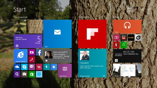How to Stream or Mirror Windows 8 to a TV (1)