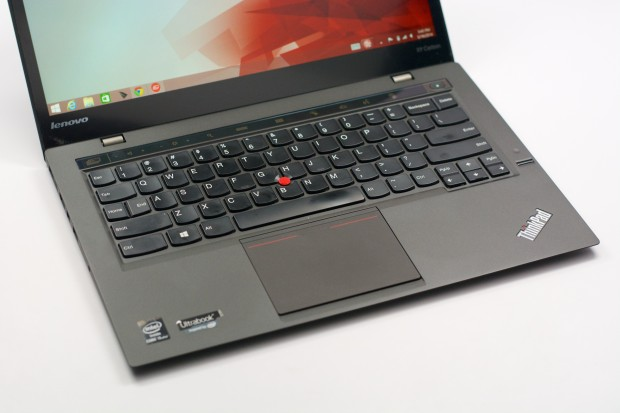 I like the ThinkPad X1 keyboard more than other mobile keyboards, but it is a big change from older Thinkpad keyboards.
