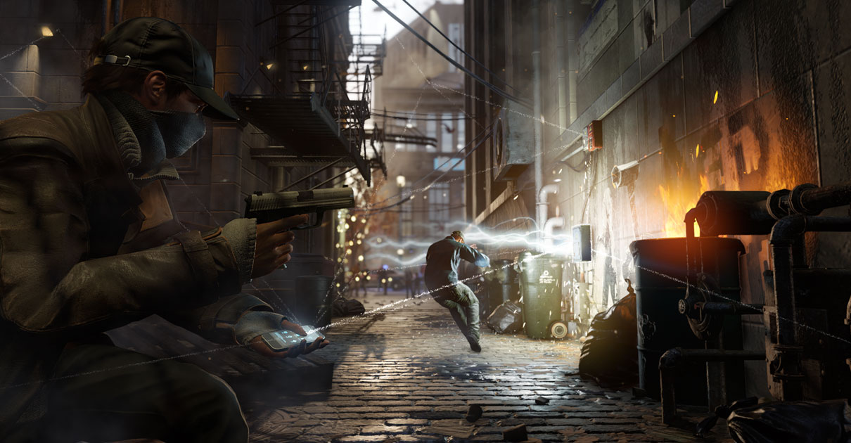 The Watch Dogs midnight release offers the game for sale, right as reviews can go live.