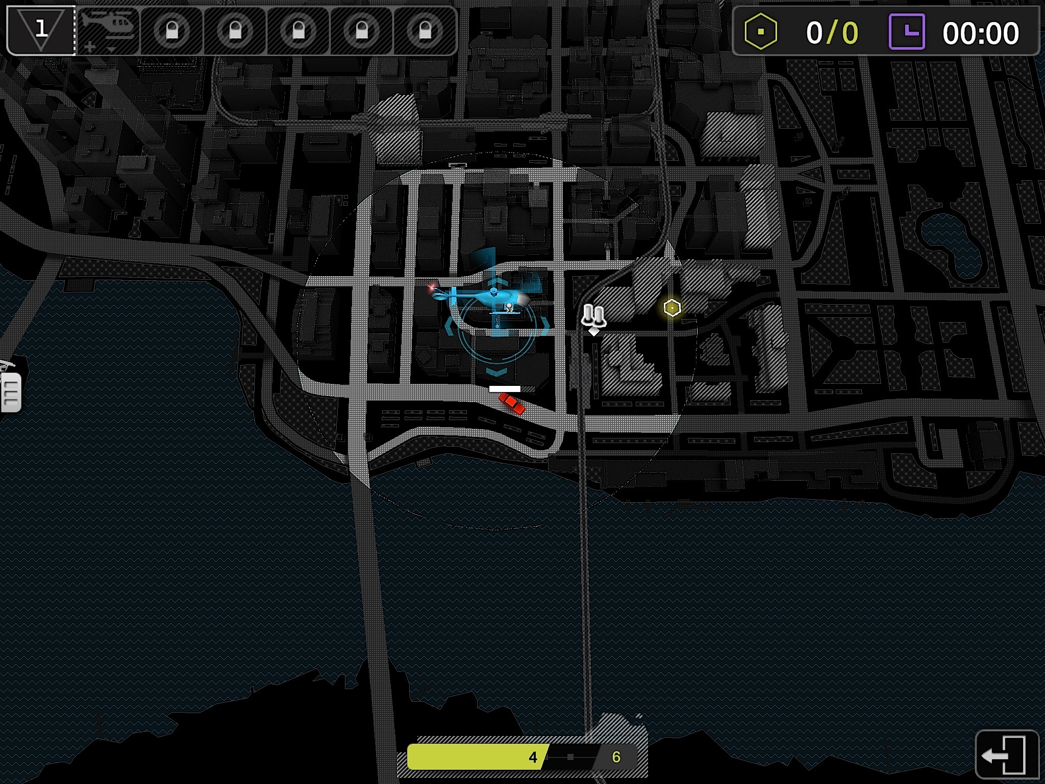 Play on the go with the Watch Dogs ctOS app for iOS and Android.