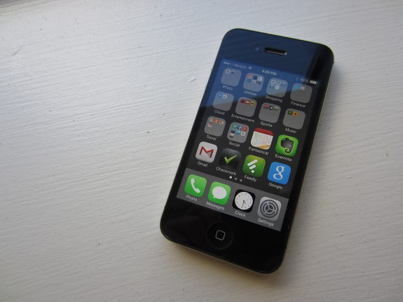 Fix an annoying frozen iPhone