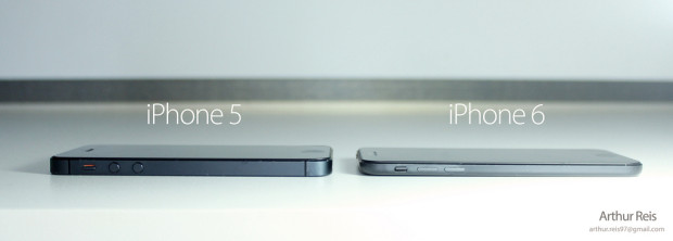 This iPhone 6 concept mirrors iPhone 6 rumors.