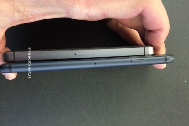 The iPhone 6 could be as much as 26% thinner than the iPhone 5s.