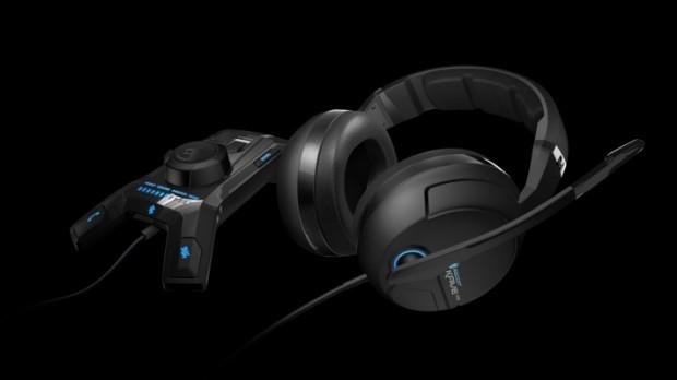 roccat kave xtd gaming headphones