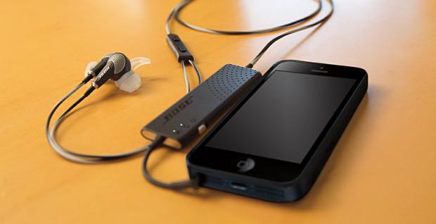 bose quietcomfort in-ear headphones