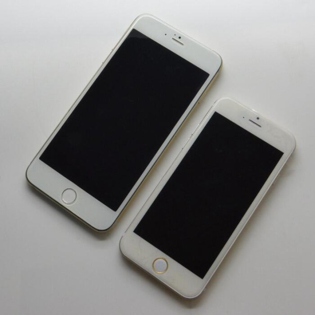 5.5-inch iPhone 6 and 4.7-inch iPhone 6.