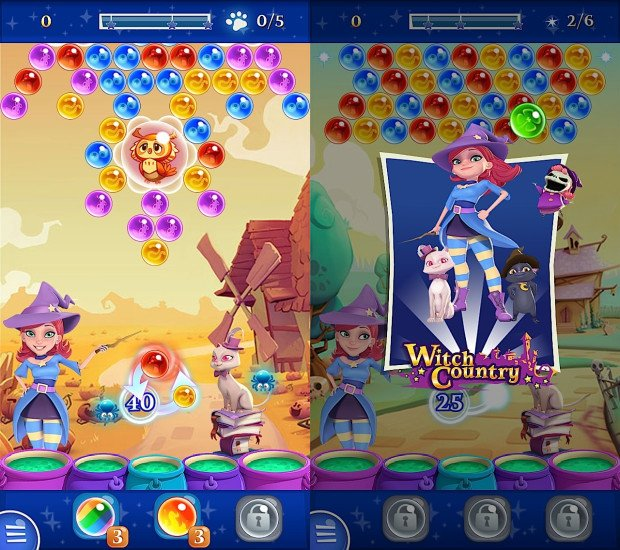 Here are the Bubble Witch 2 Saga cheats and tips you need to beat the game.