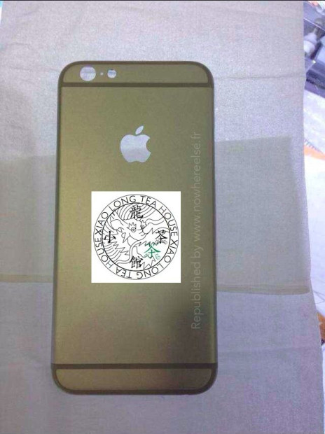 A series of new photos show what may be the iPhone 6 design.