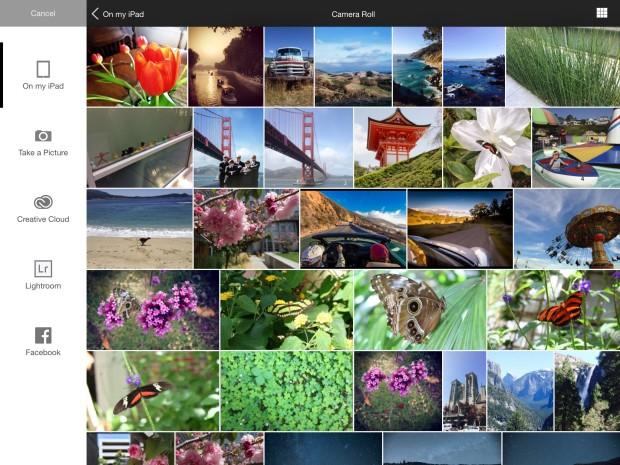 photoshop mix organizing features