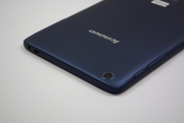 The Lenovo A8 looks nice and feels good to use for long sessions.
