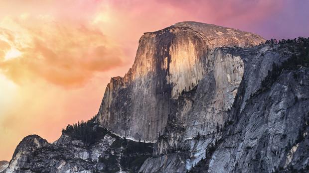 OS X 10.10 Yosemite