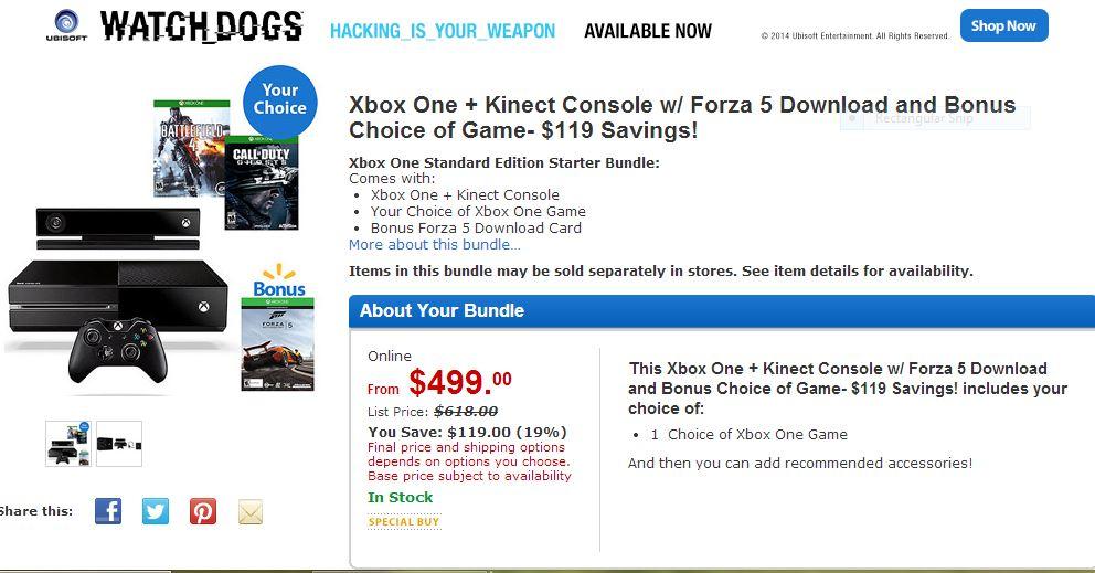 The 3 Best Xbox One Bundles
