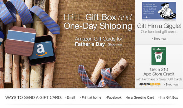 fathers day cards from amazon
