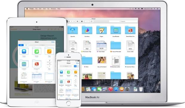 iOS 8 - iCloud Drive