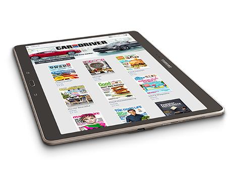 samsung galaxy tab s magazines