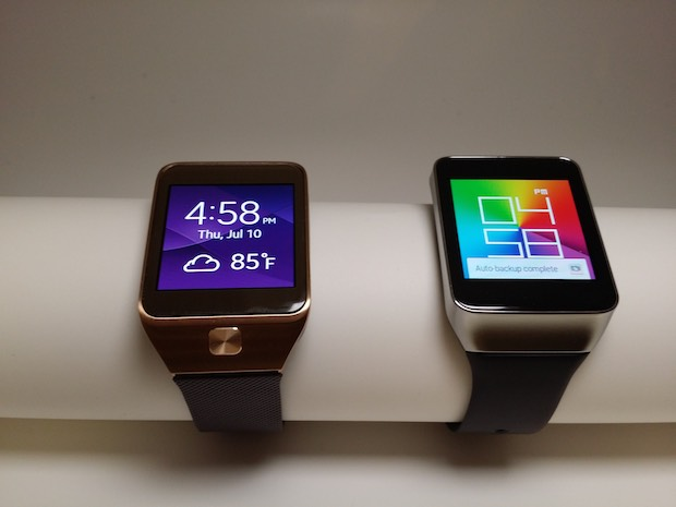samsung galaxy gear 2 v samsung galaxy gear live