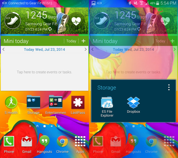 These Galaxy S5 widgets and apps help me stay productive and on top of appointments.