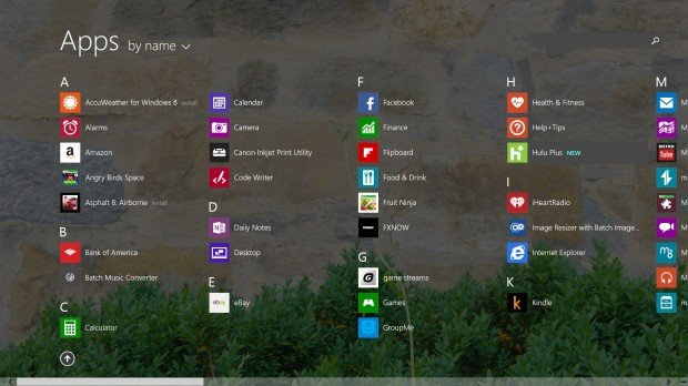 How to Add a Screen Saver to Windows 8 (2)