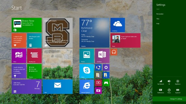 How to MakeTextandApps Larger in Windows 8.1 (3)