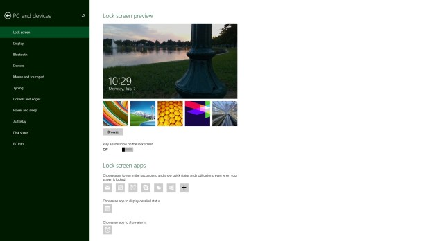 How to MakeTextandApps Larger in Windows 8.1 (5)