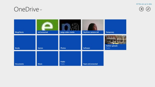 How to Sync Your OneDrive Pictures & Documents to Windows 8  (3)