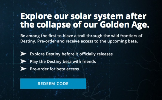 Here's what you need for the PS4 Destiny beta.