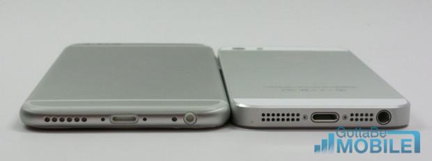 iPhone 5s vs iPhone 6 Video - Lightning