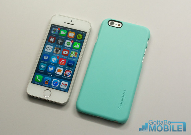 Hands on with iPhone 6 cases that fit the rumors and our mock up.