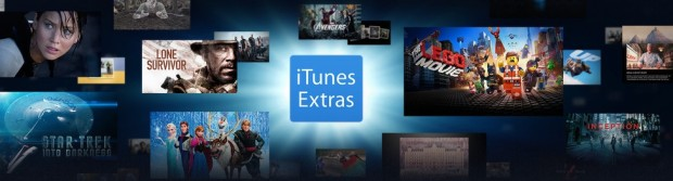 iTunes Extras arrive in the iTunes 11.3 update ahead of iOS 8.