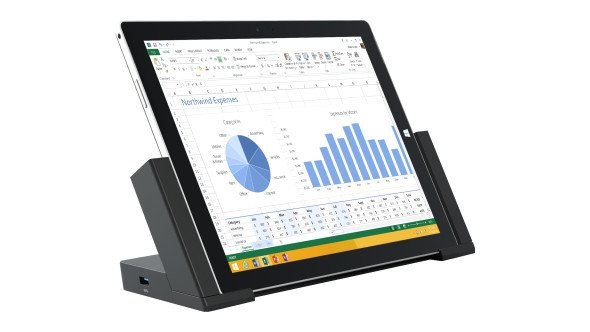surface pro 3 dock with tablet