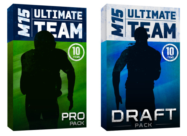 There are more than enough Madden 15 problems about Pro Packs and the Ultimate Edition.