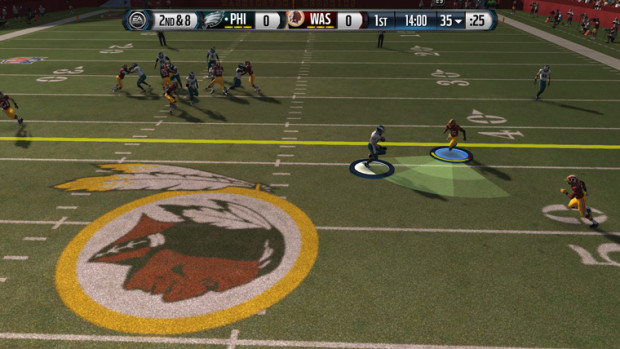 The Tackling Cone and improved hit stick are key improvements.
