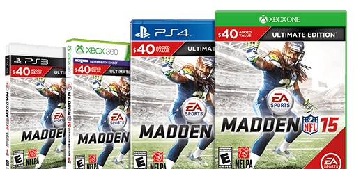 The Madden release on digital and disc is the same, and both are available at midnight, but time zones can hurt digital downloads for some.