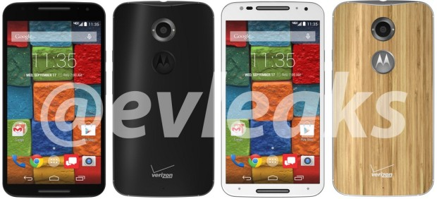 You can expect a similar, but fresh Moto X+1 design with customization options.