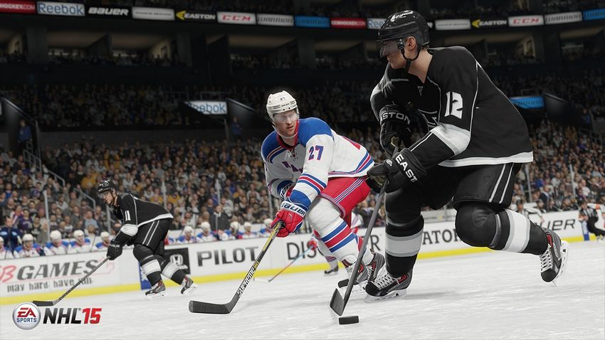 The free NHL 15 demo release date is confirmed for Xbox One and PS4.