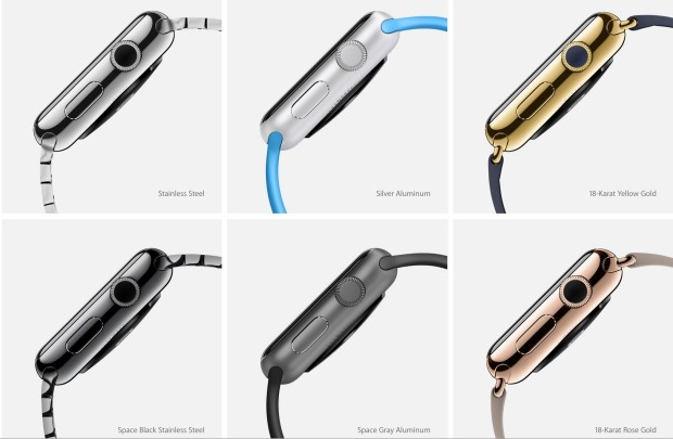 We don't know the Apple Watch price, but you can count on premium pricing for the high-end Apple Watch Edition.