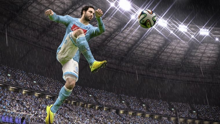 Here's why you should buy FIFA 15 on PS4 or Xbox One.