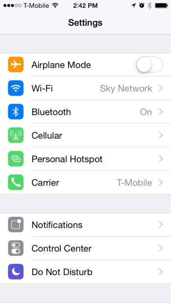 How To Use Suggested Apps in iOS 8 (3)