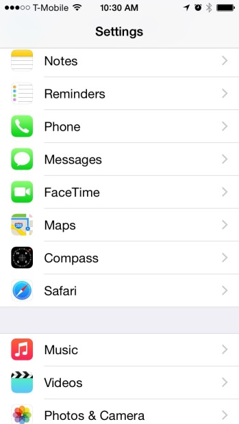 How to Get DuckDuckGo as your iOS 8 Default Search Engine (3)