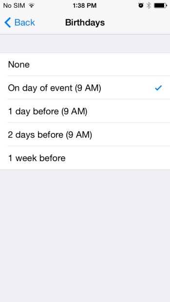How to Turn Off Facebook Birthday Alerts on the iPhone (7)