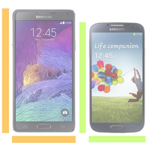 Note-4-Galaxy-S4