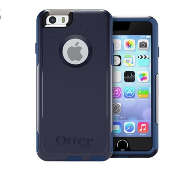 The OtterBox iPhone 6 Commuter case is a nice mix of protection and thinner design.