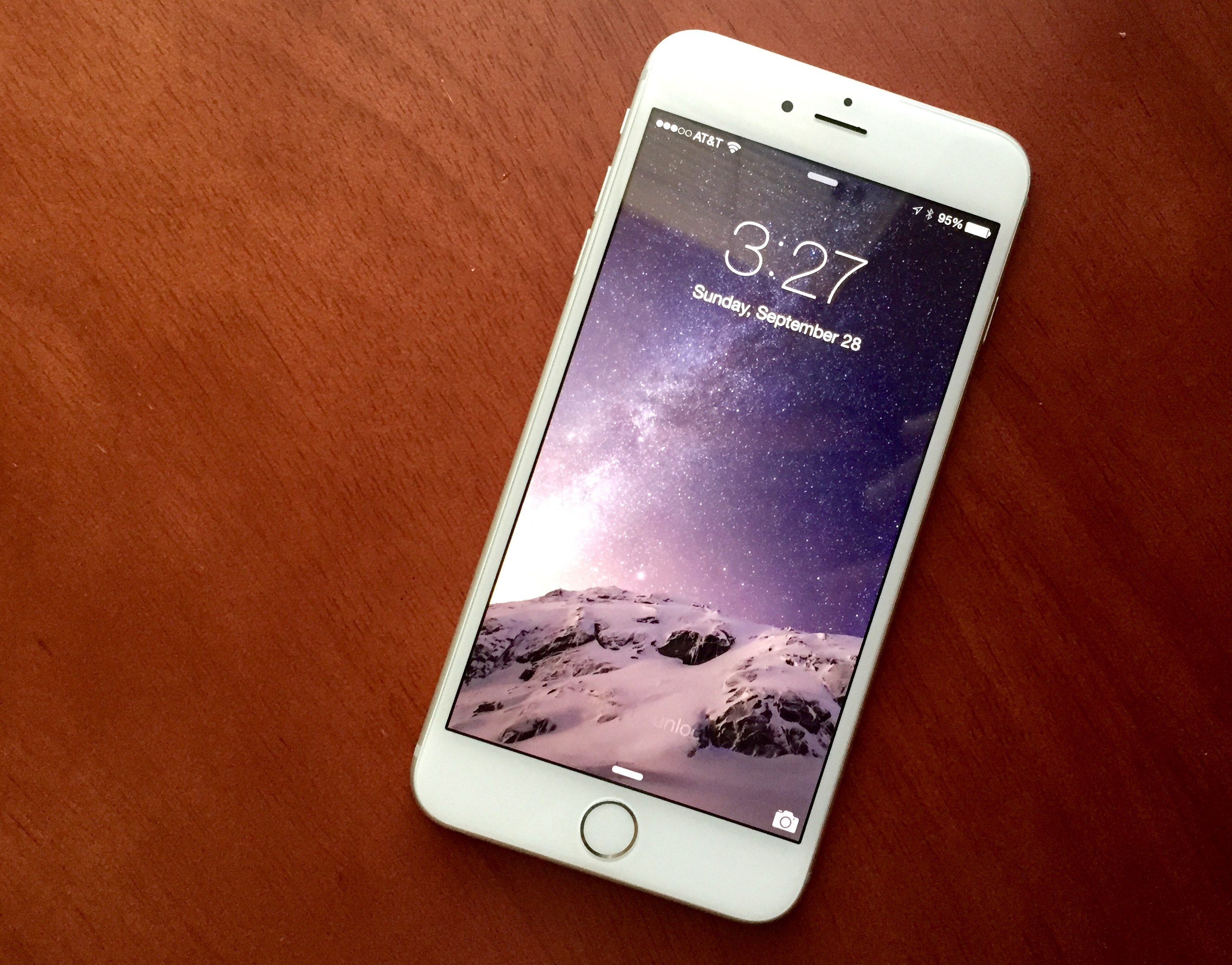 Here's a look at the iOS 8.0.2 performance on the iPhone 6 Plus.