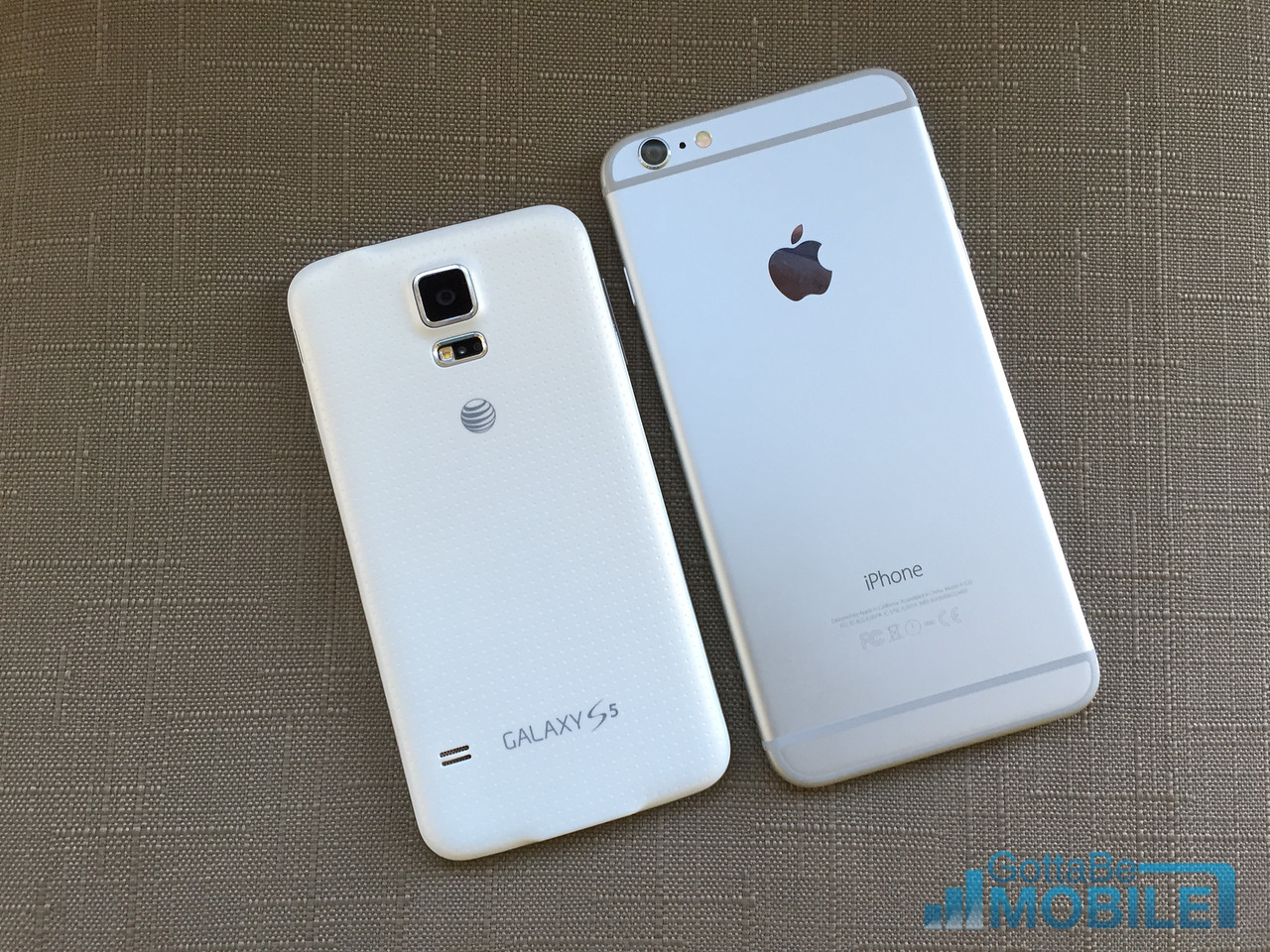 iphone 6 plus vs galaxy s5 what buyers need to know