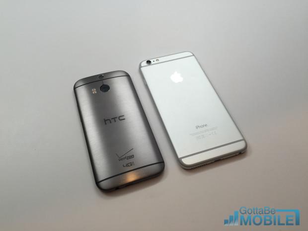 iPhone 6 Plus vs HTC One M8 - 11