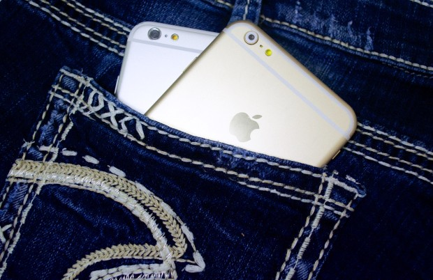 Here's how to see if the iPhone 6 or iPhone 6 is pocket friendly.