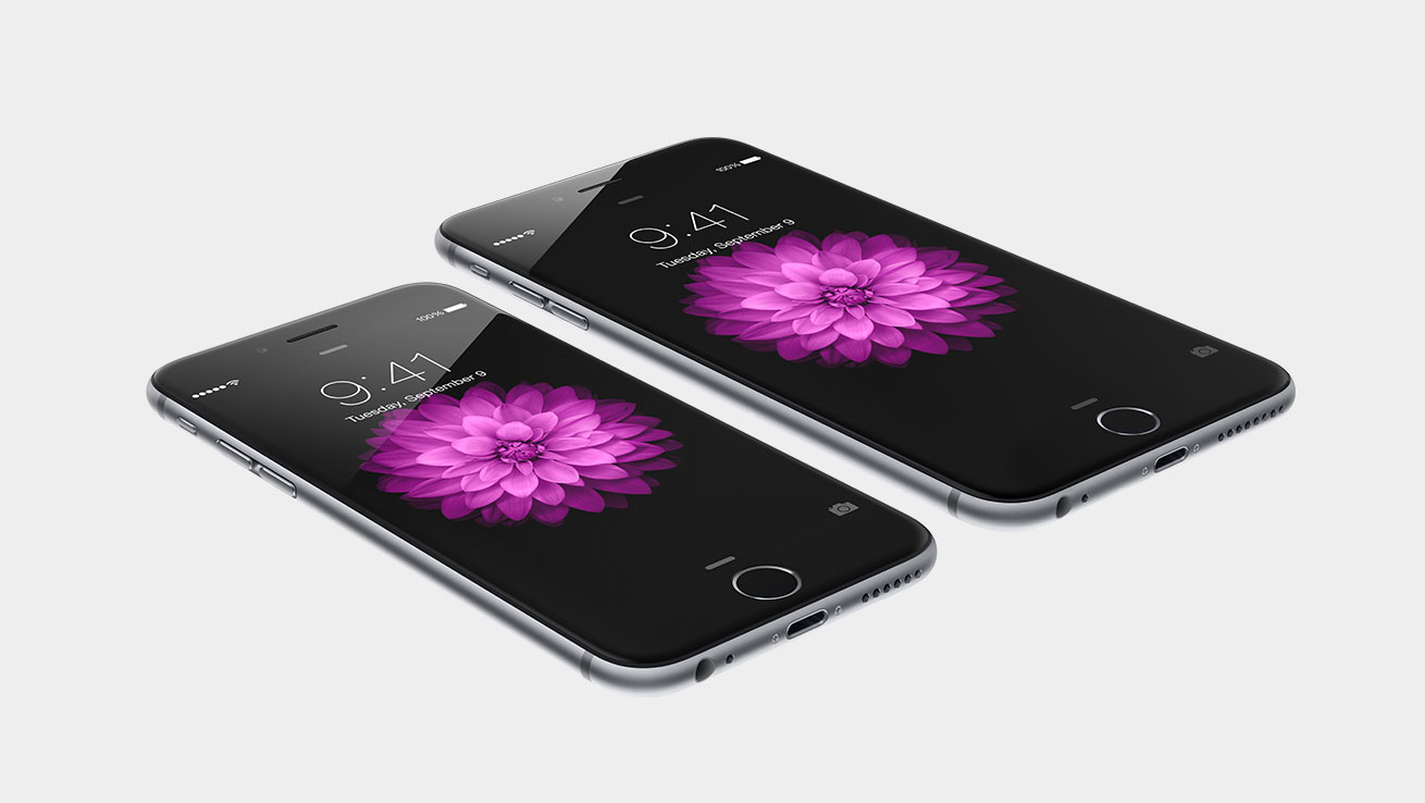 The iPhone 6 pre-order and iPhone 6 Plus pre-order includes a pickup in store option.